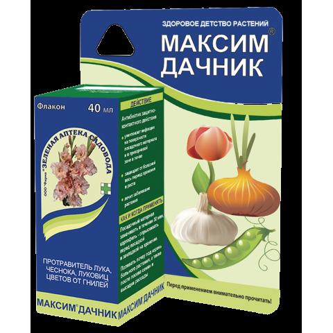 Максим Дачник (40 мл. с дозатором)