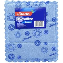 Vileda Салфетка впитывающая из микрофибры 17*20 см