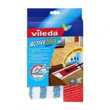 Vileda Active Max Lava Tutto Насадка для швабры из микрофибры и хлопка