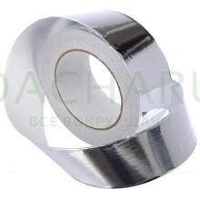 Алюминевая клейкая лента для термоизоляции 48мм х 50м