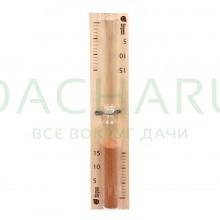 Часы песочные 25*5*2,5 см