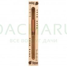 Часы песочные «Знай меру» 30*5*2,5см для бани и сауны