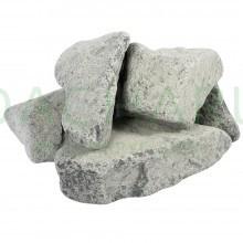 Камень «Габбро-Диабаз», обвалованный, в коробке по 20 кг