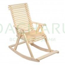 Кресло-качалка разборное 120*120*60 см