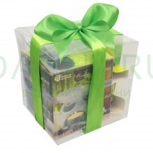 Подарочный набор «Арома» 3 предмета (аромалампа, эфирные масла)