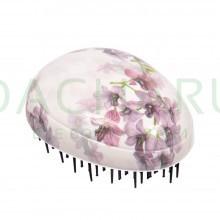 Расческа «Капля» пластиковая, массажная , 9х6,7х4,4 см
