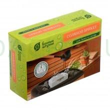 Соляной брикет 15*10*5 см, 1300 г для бани и сауны