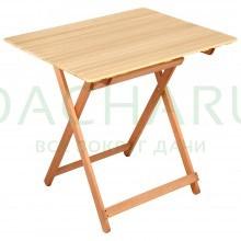 Стол складной, большой, 80x64x74см, сосна