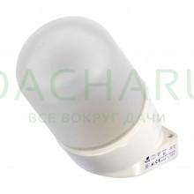 Светильник электрический для бани, керамический, угловой, влагозащищенный, термостойкий, d-8,3х13,3 см
