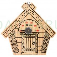 Термометр «Парилочка» 17х16х2,5 см для бани и сауны