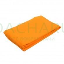 Вафельное полотенце-простынь банное, цветное, однотонное, цвет 80*150см