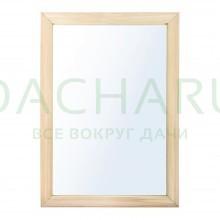 Зеркало прямоугольное 40*60 см, липа