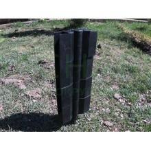 Угловой поворотный элемент для высокой грядочной доски из ДПК