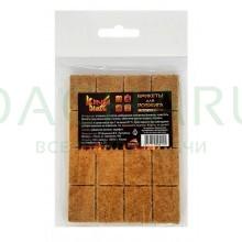 Брикеты для розжига 16 шт в пакете