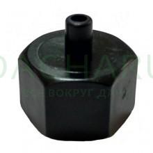 Адаптер на 1/2 дюйма внут, 7мм нар (5206A)