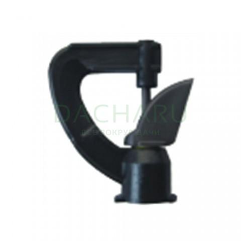 G-Микроспринклер, распылитель утка, серый 195,0л/ч 2,5bar 4,6м (1727)
