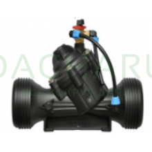 Гидравлический главный клапан, фланец 4 4 дюйма , Фланец (Dn100) (HV01100F)