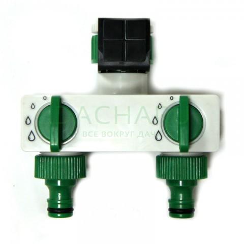 Гребенка на 2 выхода (HC0402)