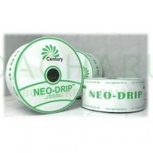 Капельная лента щелевая Neo-DripT 16мм 6mil, шаг 20, 1,12л/ч (Бухта 100м)