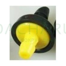 Капельница компенсированная, 1/4 дюйма, 20л/ч - 0,8-3,0 bar (PCT0720A)