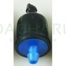 Капельница компенсированная, 1/4 дюйма, 40л/ч - 0,8-3,0 bar (PCT0740A)
