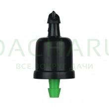 Капельница компенсированная, 1/4 дюйма, 50л/ч - 0,8-3,0 bar (PCT0750A)