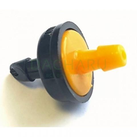 Капельница компенсированная, 1/4 дюйма, 6л/ч - 0,8-3,0 bar (PCT0606A)