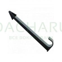 Колышек для крепления трубки 16мм (HS0116)