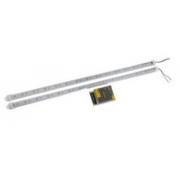 Комплект из двух светодиодных светильников длинной 60 см GreenHelper (LTS02-60-30)