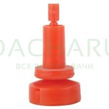 Микроджет круговой, оранжевый, 34,0-52,0л/ч, 1,5- 3,0bar, радиус 2,7-3,1м (MJ1601L)