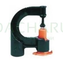 Микроджет, оранжевый 189,6л/ч 2,5bar, радиус 2,5м (MJ4007)