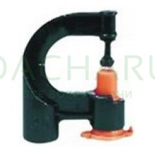 Микроджет, оранжевый 189,6л/ч 2,5bar, радиус 2,7м (MS4117)