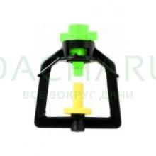 Микроджет, подвесной, зеленый 80,0л/ч 2,5bar, радиус 1,3м (MJ1223)
