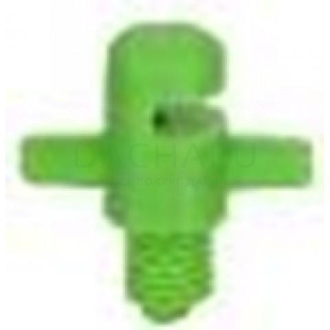 Микроспринклер, 180гр, радиус 0,7-0,9 м, расход 79-117л/ч, при давлении 0,7-1,5 bar (HY4302A)