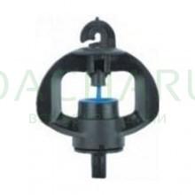 Микроспринклер, 50-280л/ч 2-3bar, радиус 3-5,5м (MS1110A)