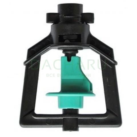 Микроспринклер, подвесной, черный 32л/ч 2bar, радиус 2,8м (MS1101A)