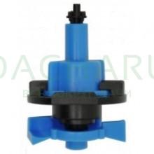 Микроспринклер, подвесной, синий, 49л/ч 2bar, 360гр (MS8050)