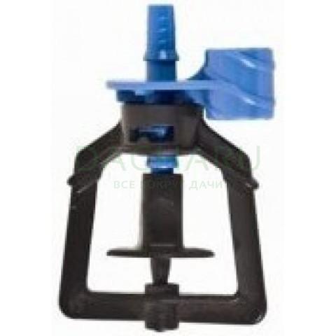 Микроспринклер, подвесной, синий 50л/ч 2bar, радиус 3,1м (MS1102D)