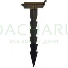Окончание линии на колышке для шланга 50-70мм, высота 21см (GSE0150-70B)
