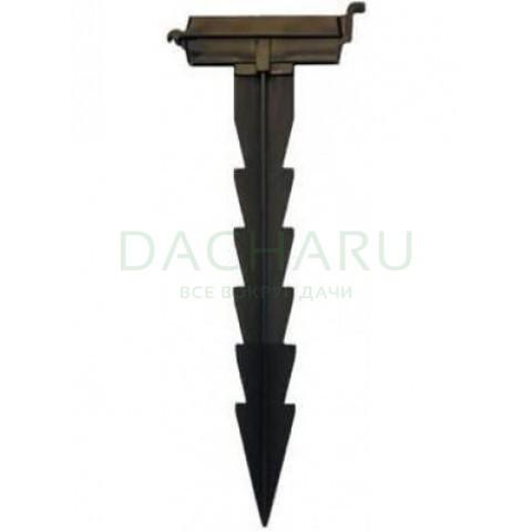 Окончание линии на колышке для шланга 50-70мм, высота 35см (GSE0150-70)