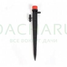 Разбрызгиватель круговой на стойке 15см, 80л/ч, рабочее давление 1,0 bar (AS0180H)