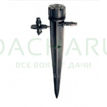 Разбрызгиватель на стойке 10см, круговой (AS-M68)