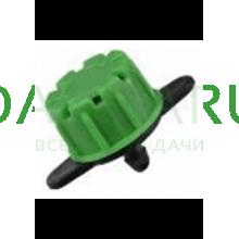 Разбрызгиватель регулируемый, 360 град, 1/4 дюйма, 4-100 л/ч, рабочее давление 1 bar (AS0117L)