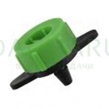 Разбрызгиватель регулируемый, круговой, 1/4 дюйма, 4-17 л/ч, рабочее давление 1 bar (AS0170L)