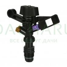 Спринклер (ABC пластик),1/2 дюйма нар, фиолетовый, 0,47 м3/ч, 3 бар, радиус 9,5-10м (RS5022-2)
