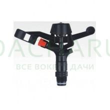 Спринклер (ABC пластик),1/2 нар, красный 0,61 м3/ч, 3 бар, радиус 10-10,5м (RS5022-4)