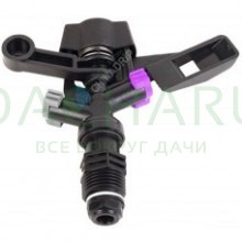Спринклер (ABC пластик),3/4 дюйма нар, фиолетовый 1,95 м3/ч, 3 бар, радиус 14,5-16м (RS5035-4)