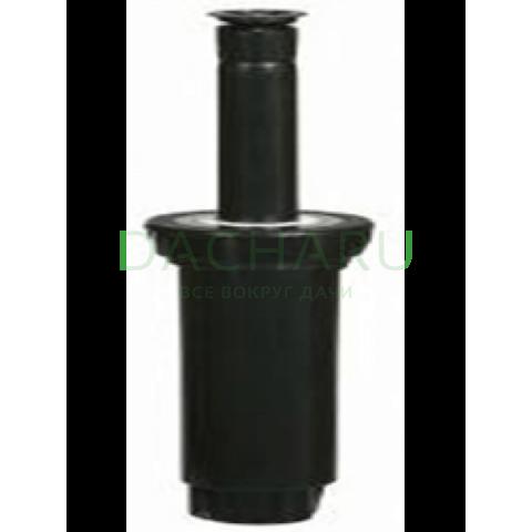 Спринклер выдвижной, 1/2 дюйма внут,  регулируемый угол 25-360 Высота 12,5, выдвижение 3 дюйма , Радиус 5,2м (HS1804-05A)