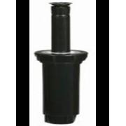 Спринклер выдвижной,1/2 дюйма внут, высота: 12,5см, регулируемый угол 0-360