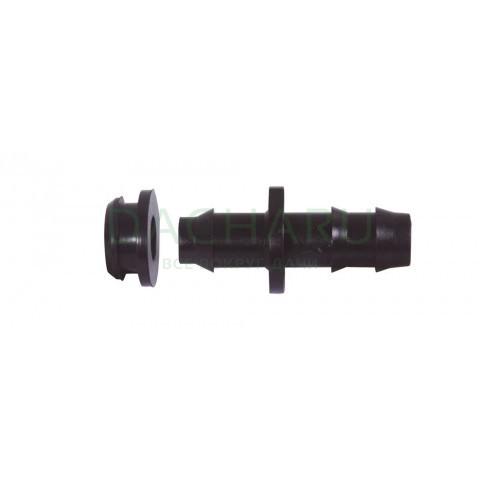 Стартовый для ПВХ трубы с Н уплотнителем 16мм (OP0216R)